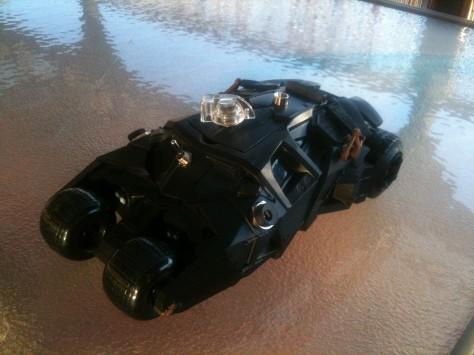 batmobile pedal