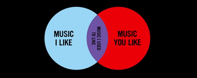 Confessions of a music snob pt.1