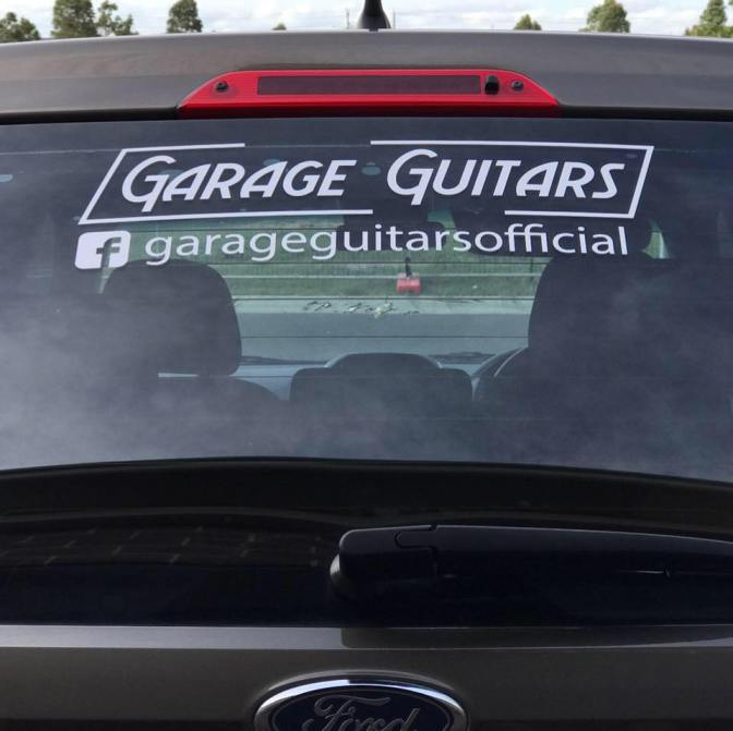 DIYFS – Garage Guitars